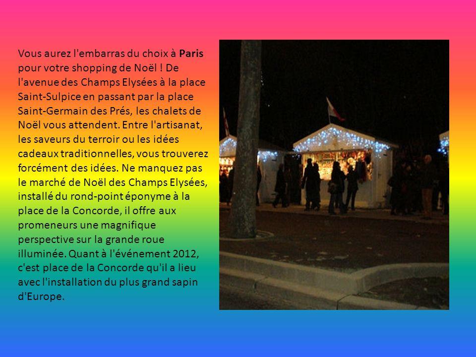 Fidèle à son histoire ancestrale, le marché de Noël de Brive-la- Gaillarde va renouer avec les marchés d'antan et les maisons ventouses avec de vrais