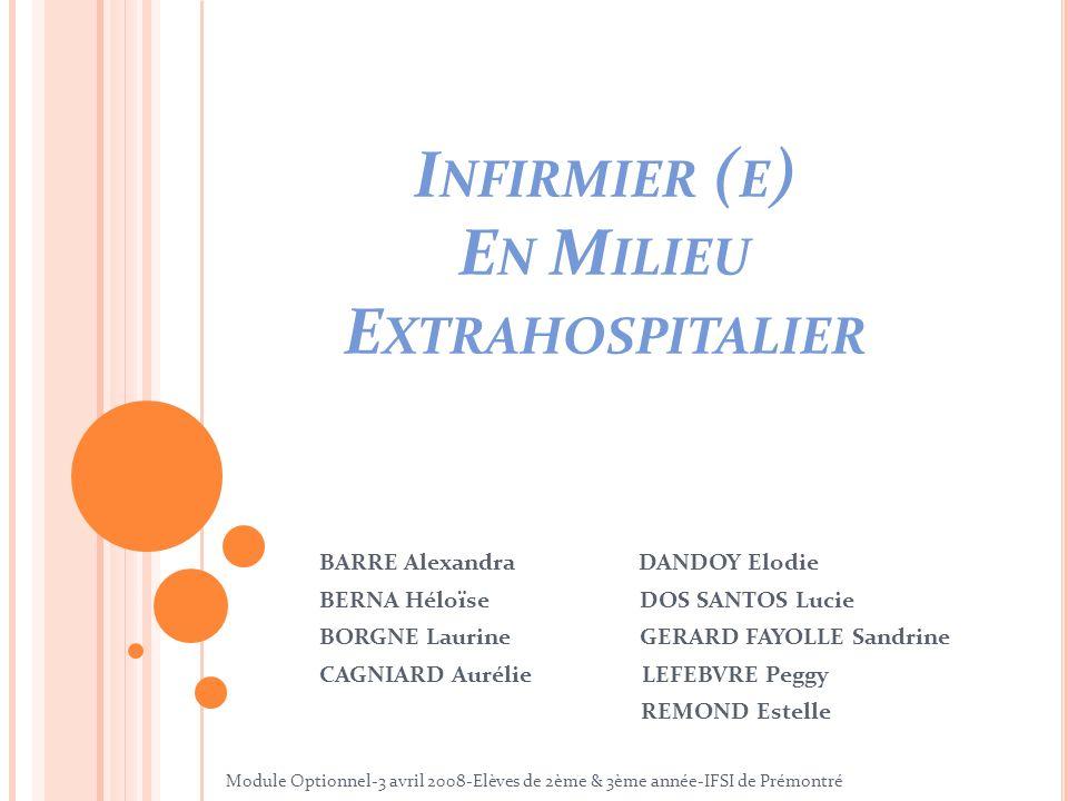 LI NFIRMIER ( E ) S COLAIRE 4.