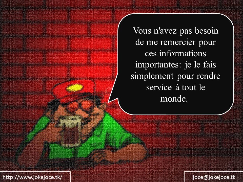 http://www.jokejoce.tk/joce@jokejoce.tk Vous n'avez pas besoin de me remercier pour ces informations importantes: je le fais simplement pour rendre se