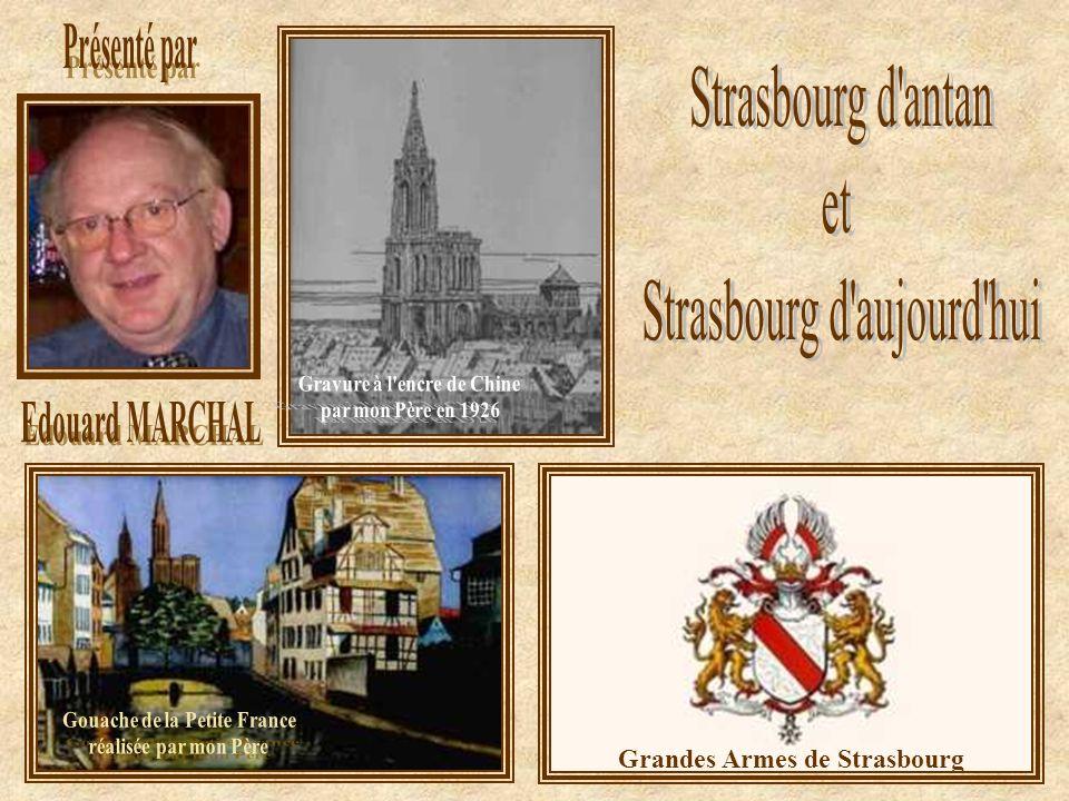 Grandes Armes de Strasbourg