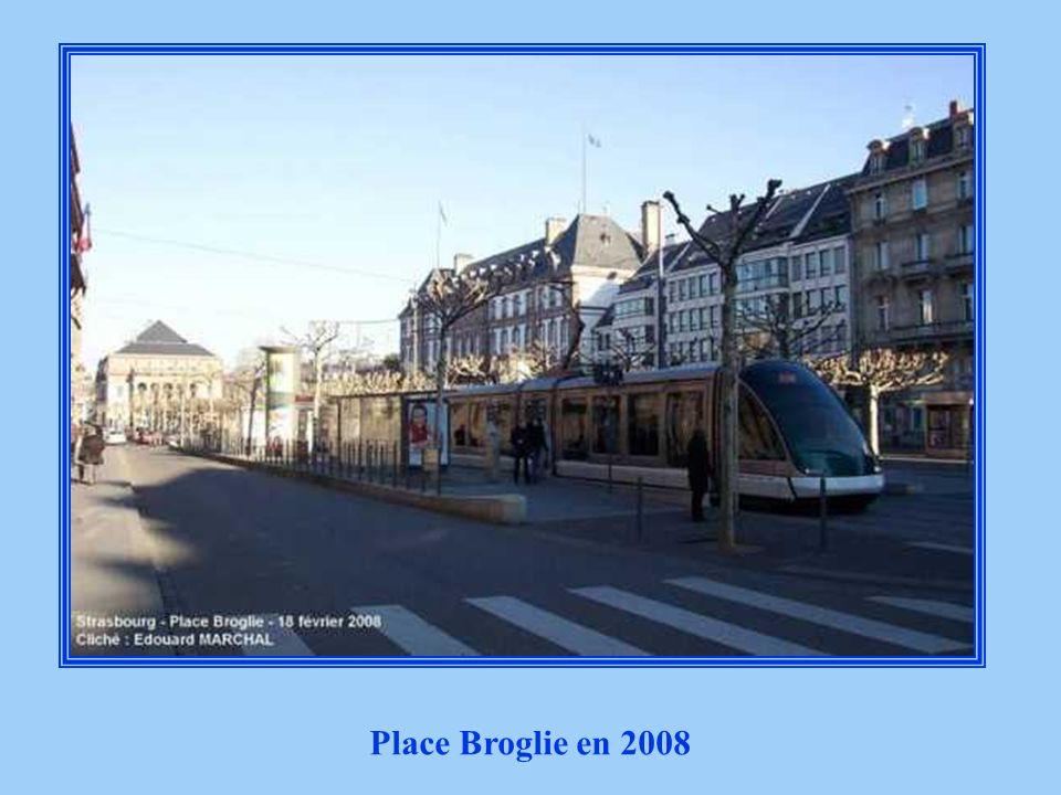 Place Broglie 1920 - 30