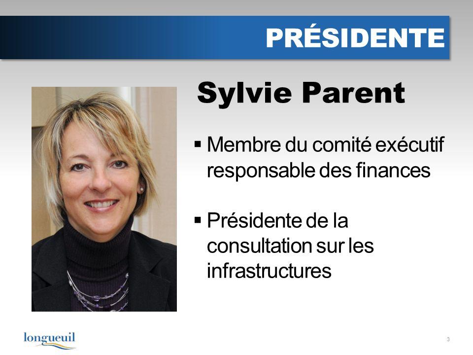 TAXE FONCIÈRE 2011 2,4 % Rattrapage pour compléter le redressement de la situation financière amorcé en 2010 14