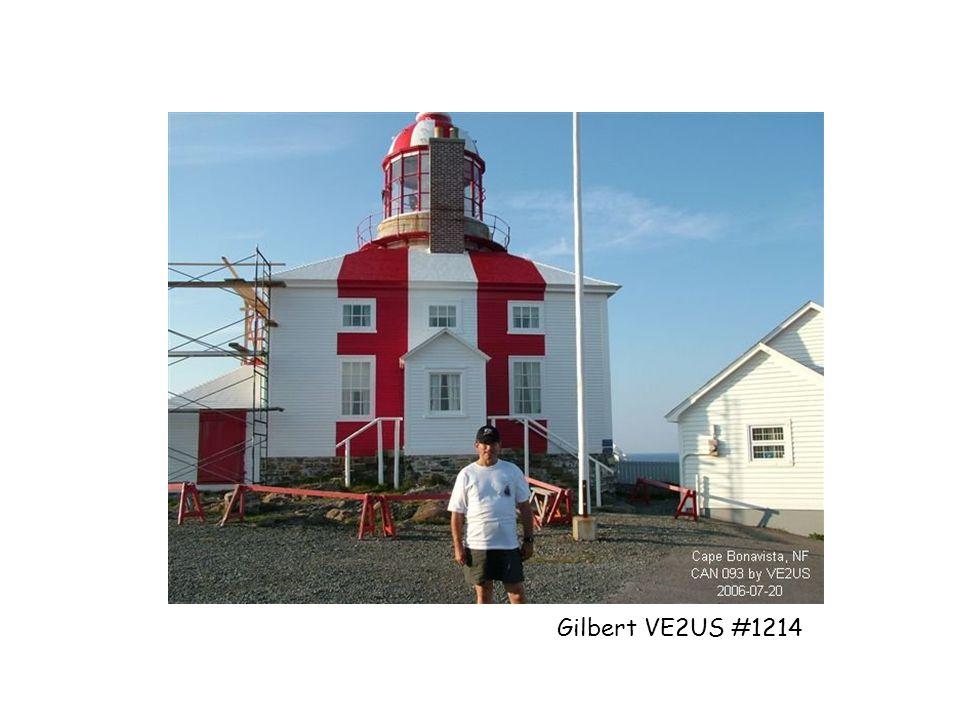 Gilbert VE2US #1214