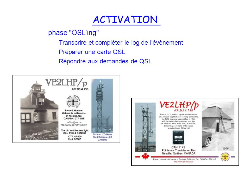 ACTIVATION phase