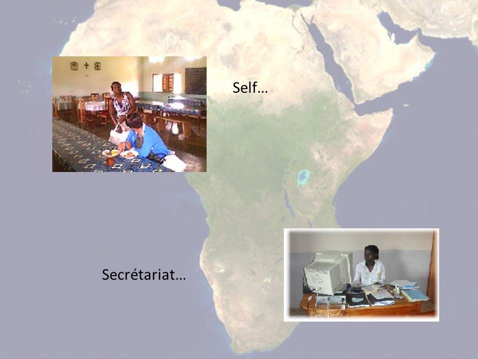 Self… Secrétariat…