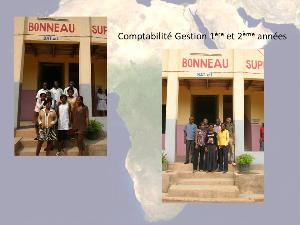 Comptabilité Gestion 1 ère et 2 ème années