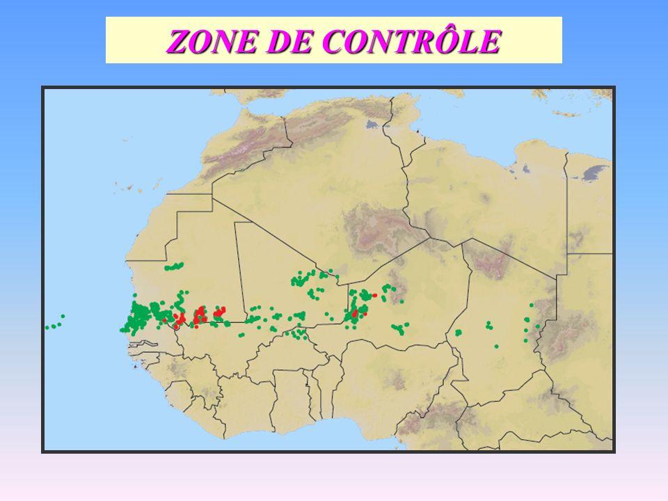 ZONE DE CONTRÔLE