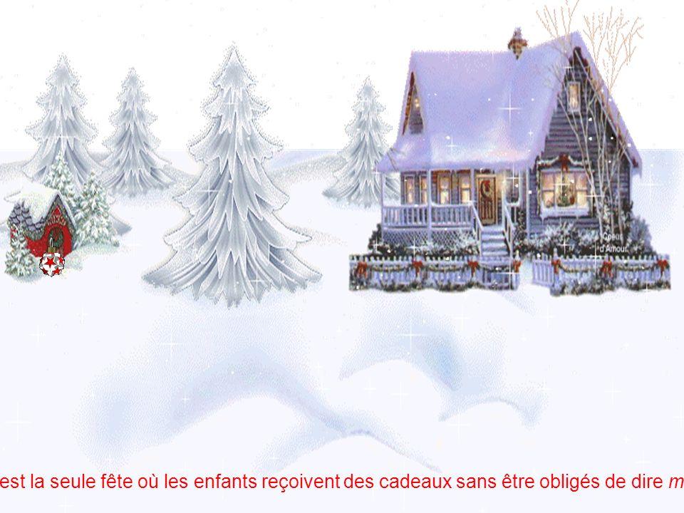 Noël n'est pas que le Père Noël et ses cadeaux... C'est la bonté du coeur qui se propage parmi nos parents et amis.