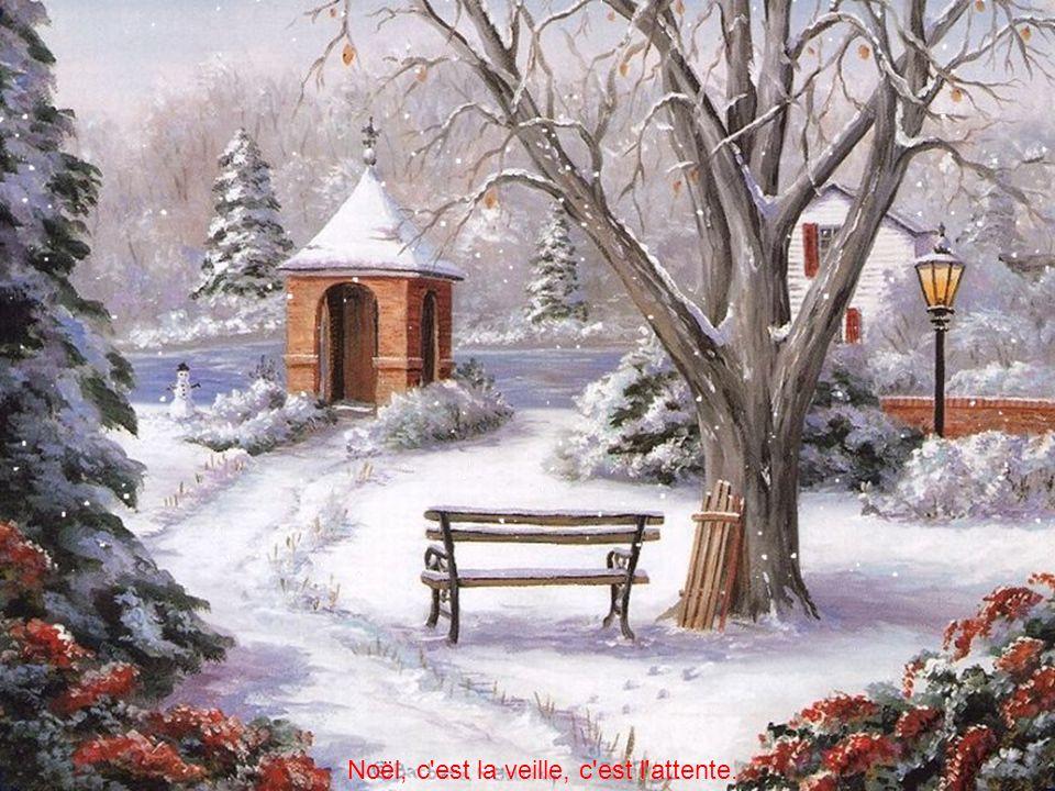 Quand on a bonne conscience, c'est Noël en permanence.