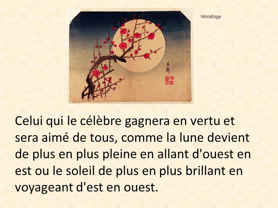 Tout d abord, où se trouvent précisément l enfer et le Bouddha ? Hiroshige