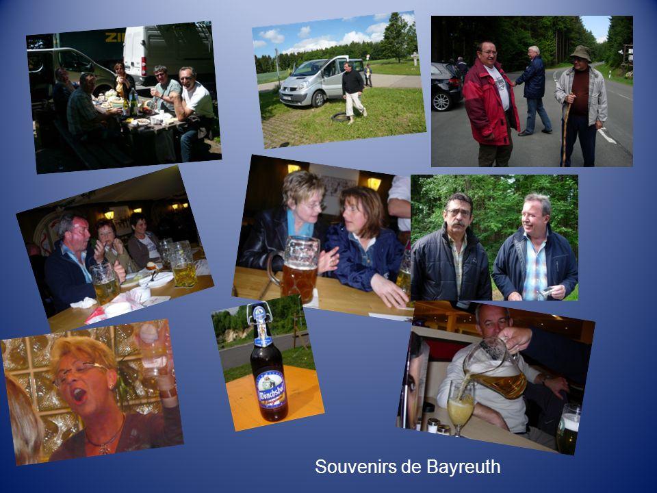 Souvenirs de Bayreuth
