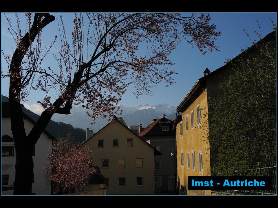 Voyage Buchard au Tyrol du 21 au 25 avril