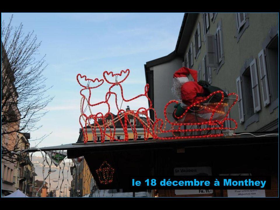 en Lavaux, le 05 décembre