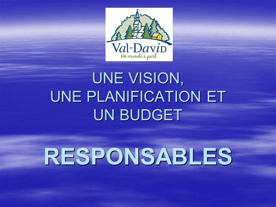 9 novembre 20102 VISION UNE MUNICIPALITÉ BIEN GÉRÉE, TOURNÉE VERS LES CITOYENS ET INTÉGRANT LES CONCEPTS DE DÉVELOPPEMENT DURABLE.