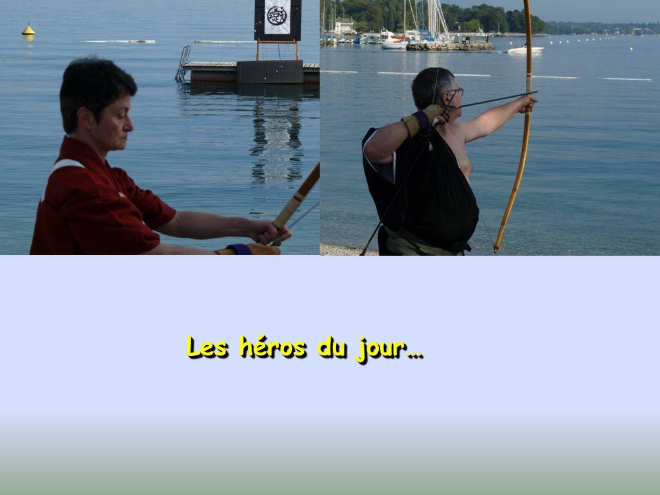A la pêche aux flèches perdues…