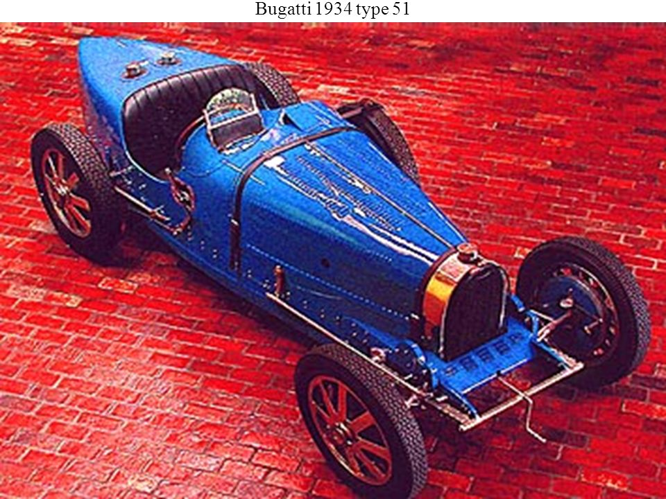 Bugatti 1934 type 51