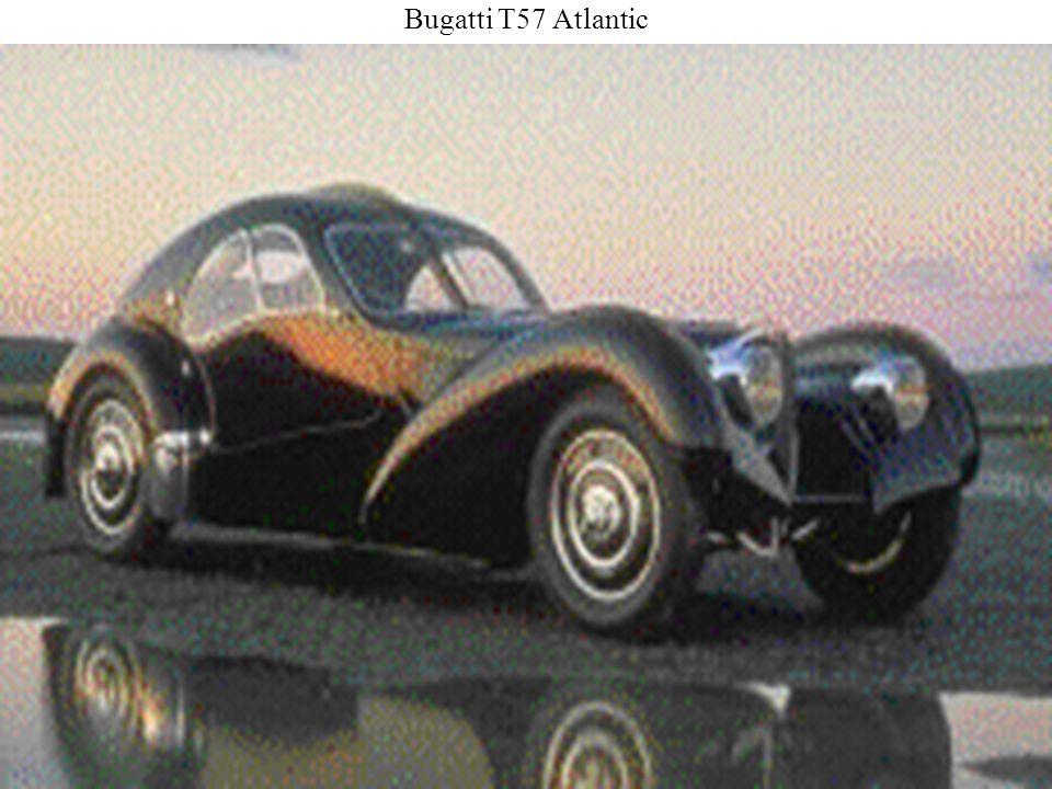 Bugatti T57 Atlantic