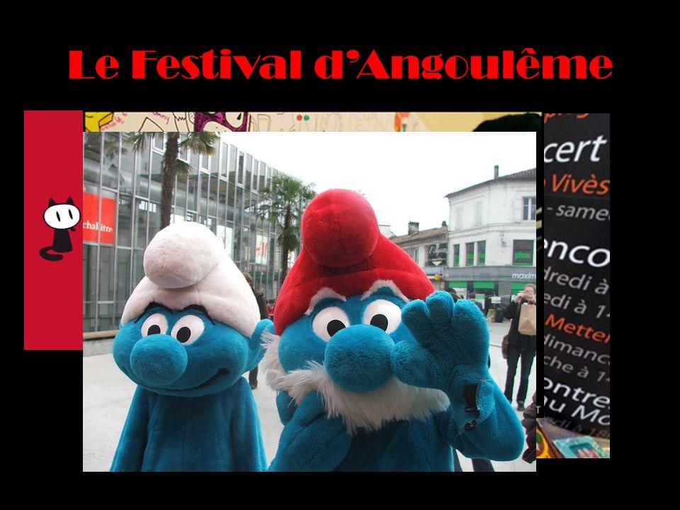 Le Festival dAngoulême