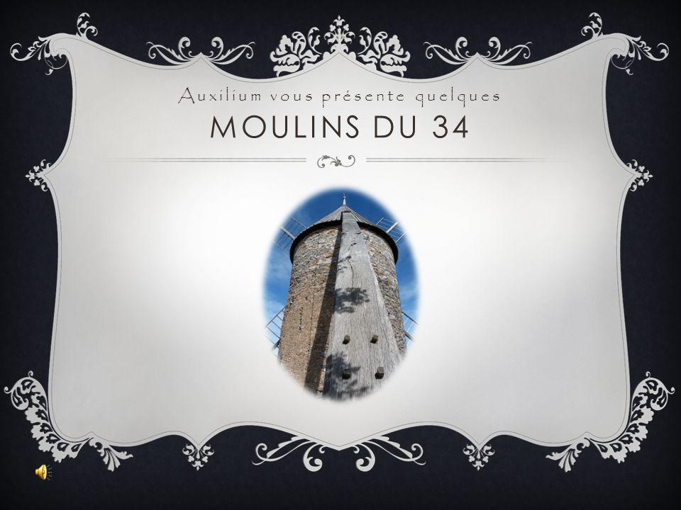 Le Moulin de la Salesses, Avène Plus d info sur notre site Internet