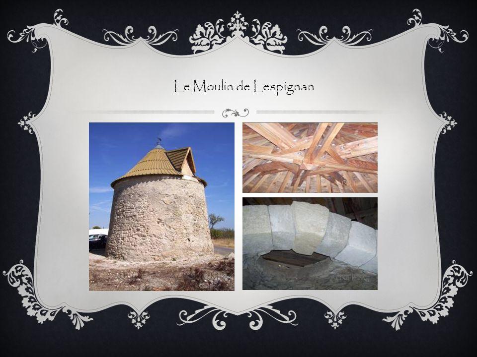 Le Moulin de Lespignan
