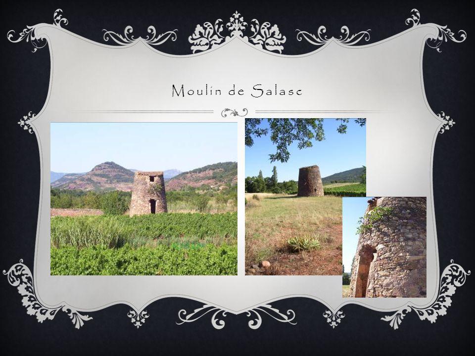 Moulin de Salasc