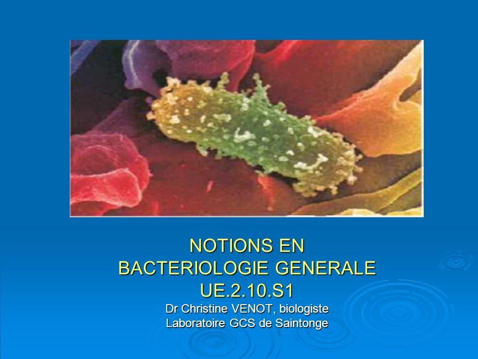 2 - Les bactéries opportunistes - ne donnent habituellement pas de maladie chez les sujets sains.