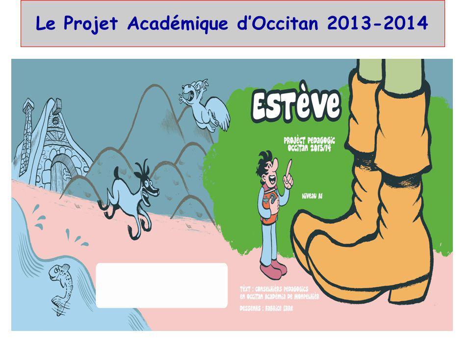 Le Projet Académique dOccitan 2013-2014