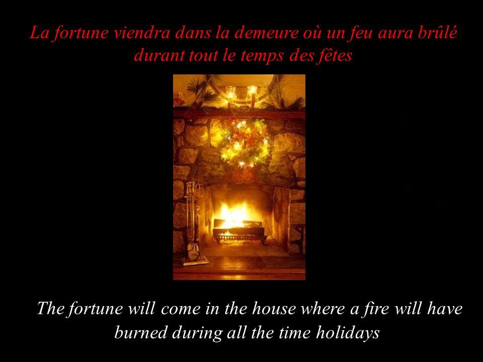 La veille de Noël, tous les animaux parlent le langage des hommes toutefois, essayer de vérifier cette superstition porte malheur The day before Christmas, all the animals speak about the language of the men.