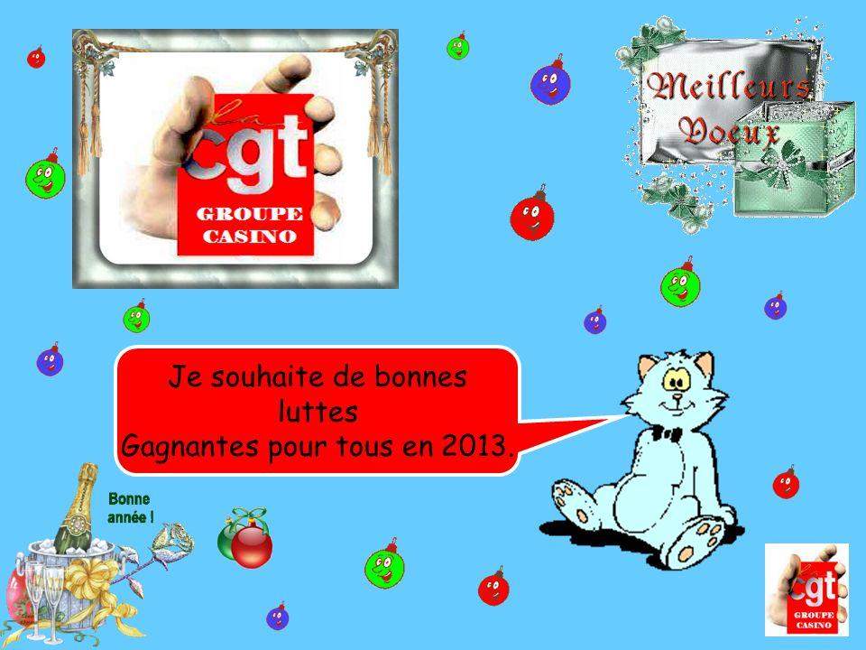 Je souhaite beaucoup, beaucoup, beaucoup, damour Pour tous en 2013.