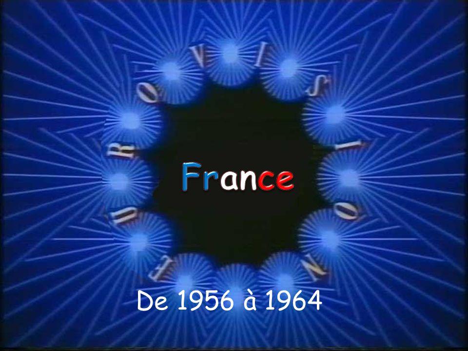 De 1956 à 1964