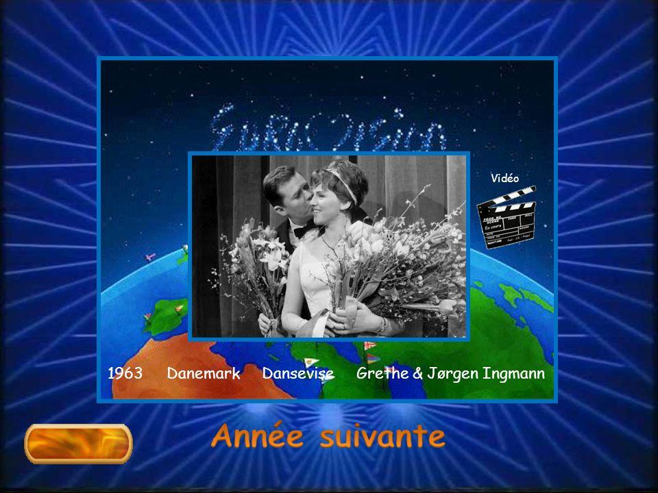 1962 France Un premier amour Isabelle Aubret Vidéo