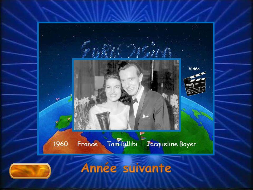 1960 France Tom Pillibi Jacqueline Boyer Vidéo