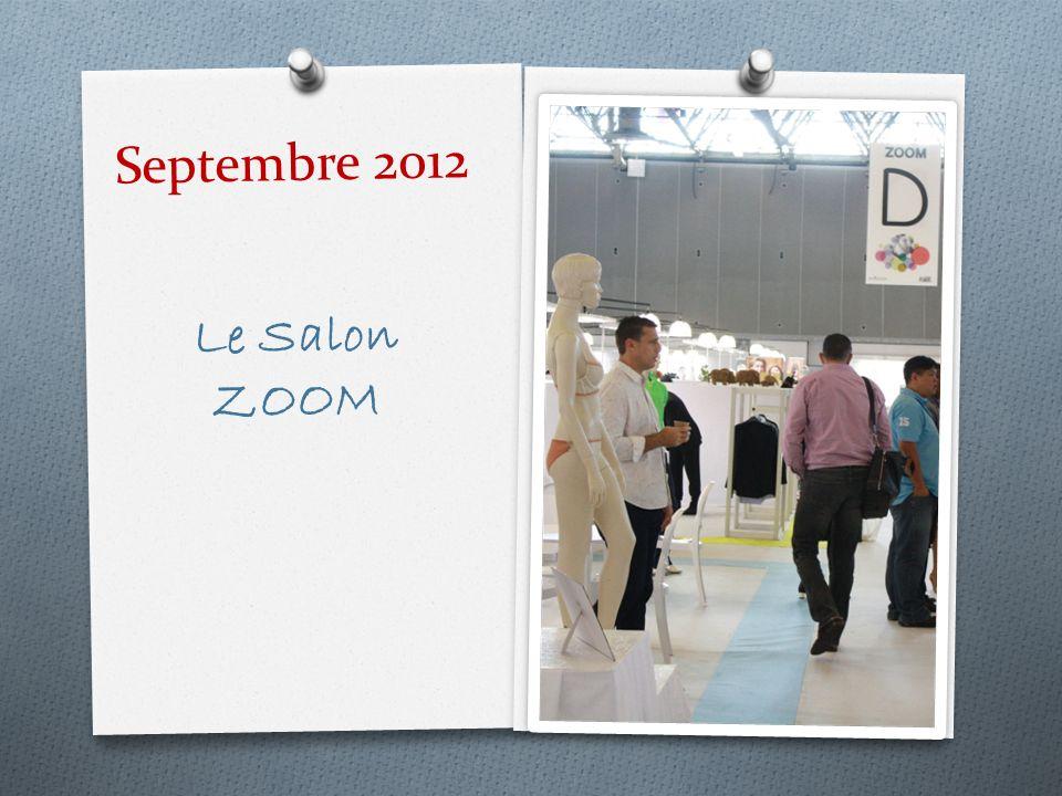 Septembre 2012 Le Salon ZOOM