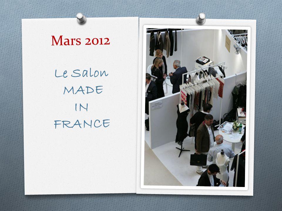Mars 2012 Le Salon MADE IN FRANCE