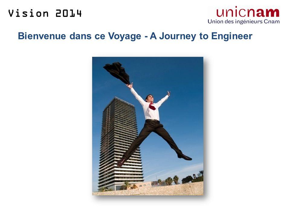 Vision 2014 Bienvenue dans ce Voyage - A Journey to Engineer