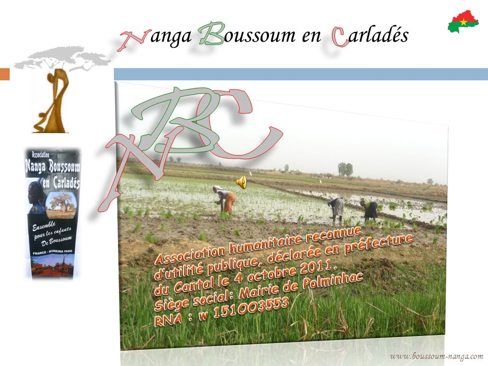 anga oussoum en arladés www.boussoum-nanga.com Bureau…..