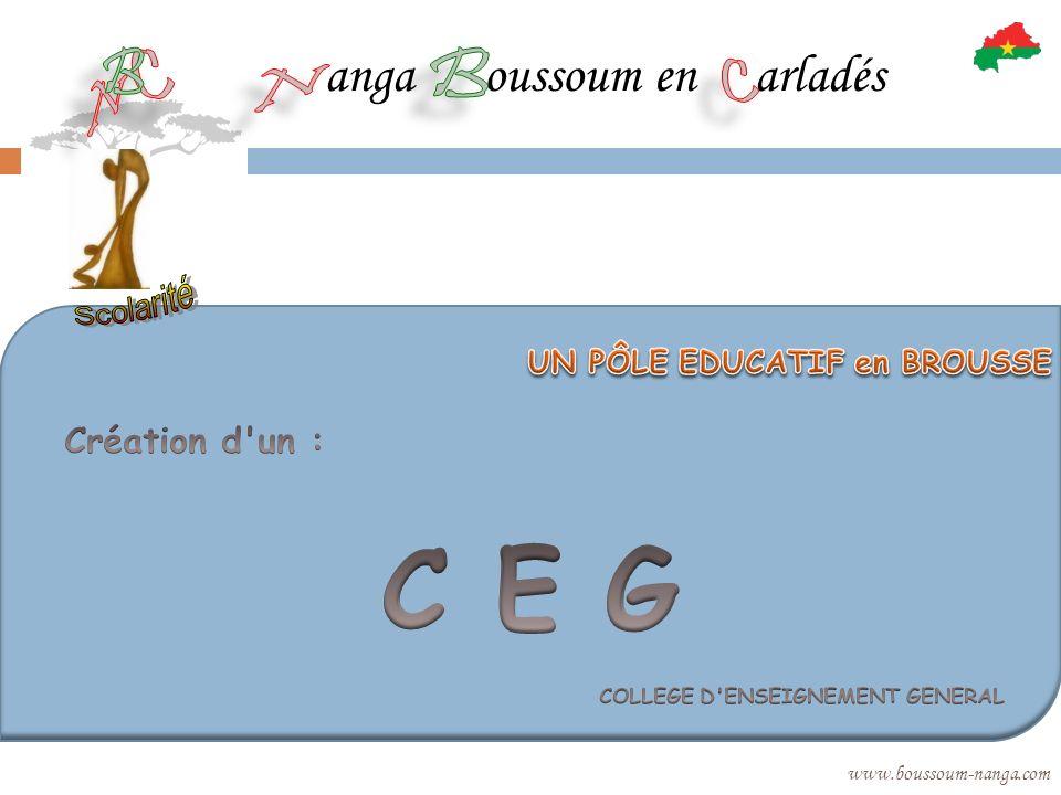 anga oussoum en arladés www.boussoum-nanga.com