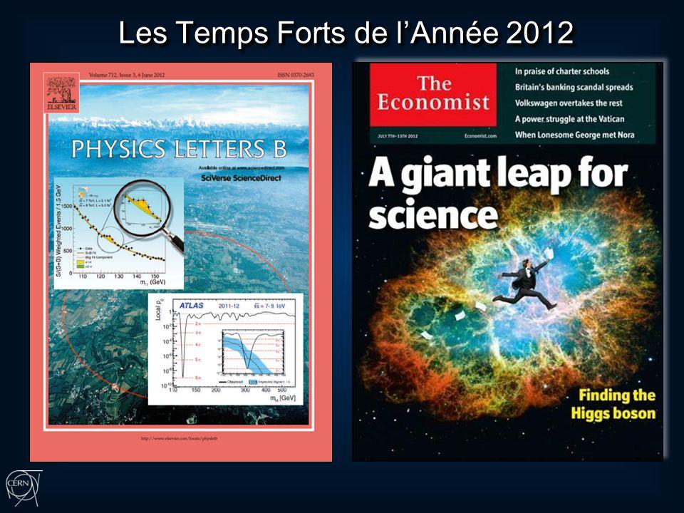 Les Temps Forts de lAnnée 2012