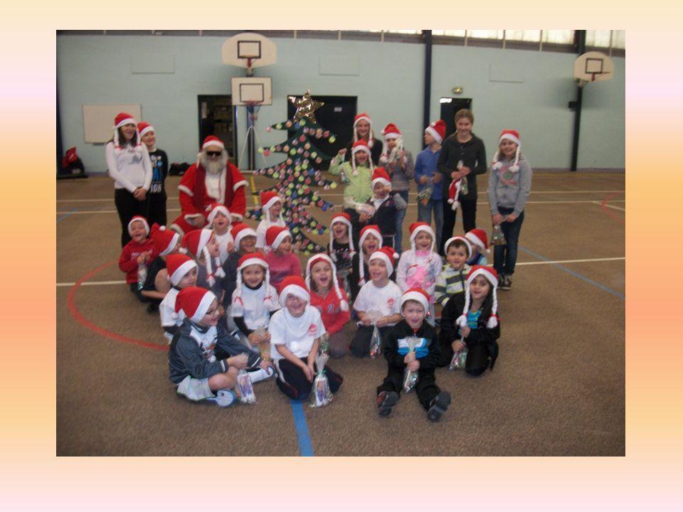 Les babybasketteurs du Secteur Vosges Sud fêtent Noël LE VAL DAJOL Gymnase Jean Gallaire SAMEDI 21 DECEMBRE 2013