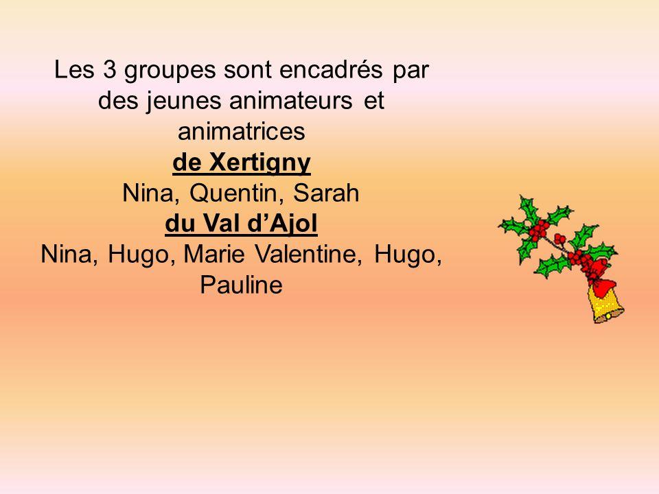 Principe de larbre A travers 6 ateliers de baby-basket, les enfants vont décorer leur arbre de Noël.