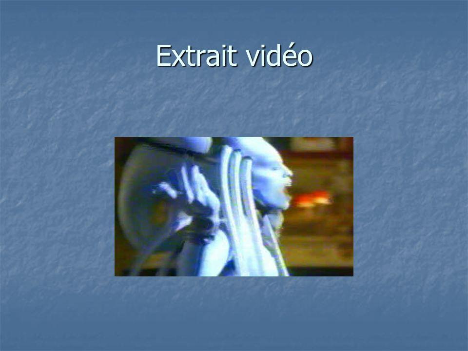 Extrait vidéo