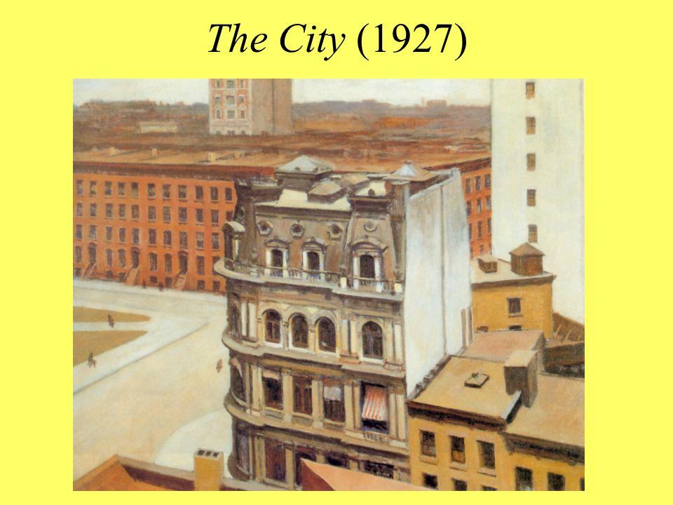 The City (1927)