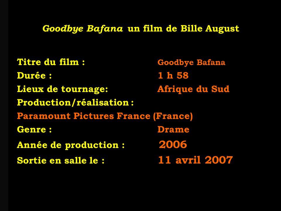 louis-jean Roparslouis-Jean ropars Goodbye Bafana un film de Bille August III-2 Le jeu des acteurs