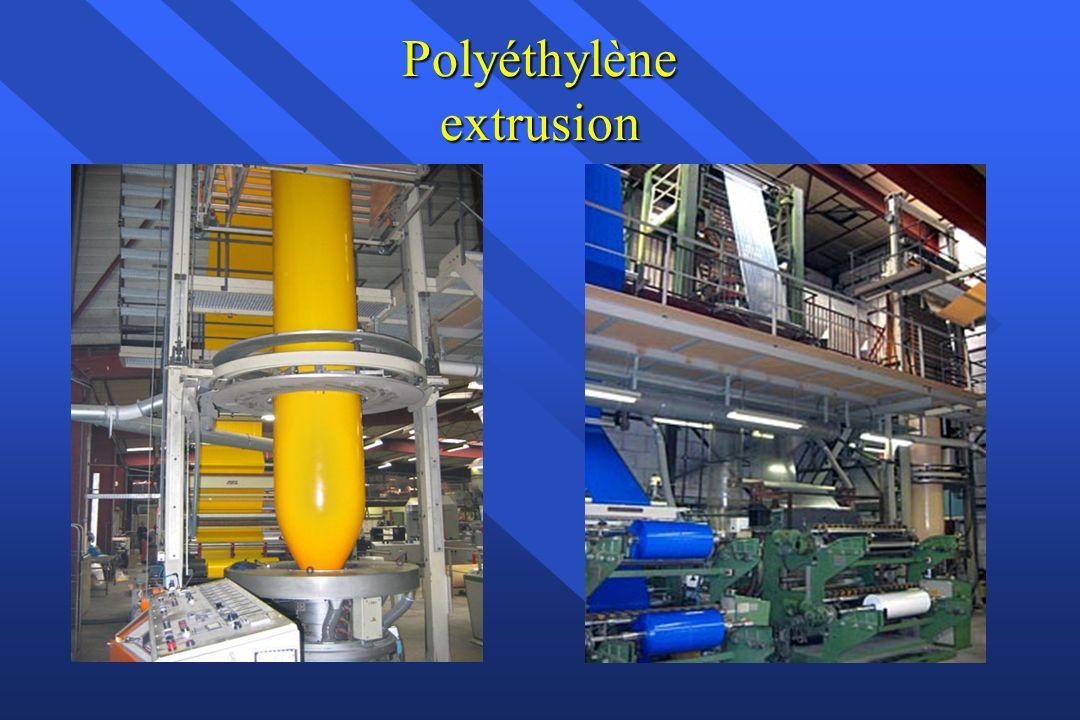 Polyéthylène extrusion