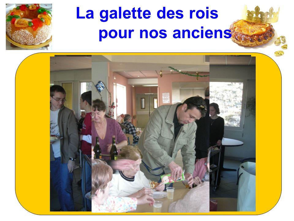 Le Rotary club Cavaillon St Jacques Un club en action…