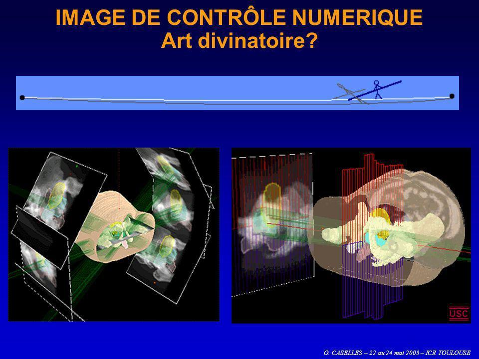 O. CASELLES – 22 au 24 mai 2003 – ICR TOULOUSE IMAGE DE CONTRÔLE NUMERIQUE Art divinatoire?