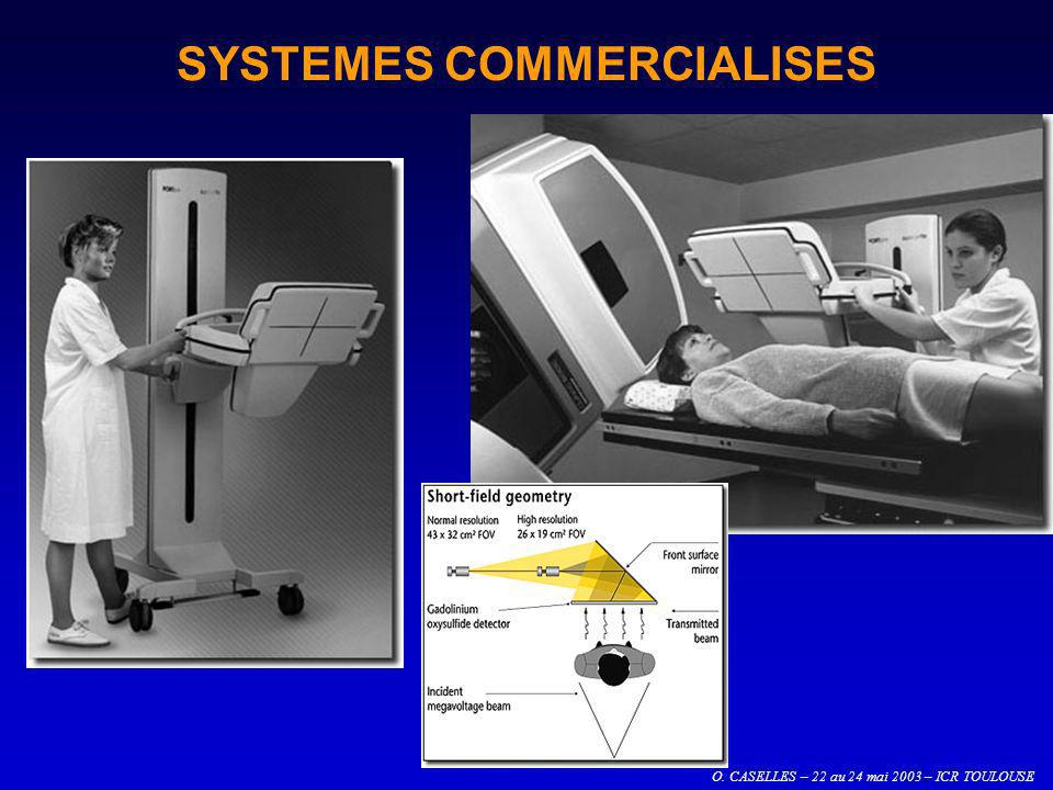 O. CASELLES – 22 au 24 mai 2003 – ICR TOULOUSE SYSTEMES COMMERCIALISES