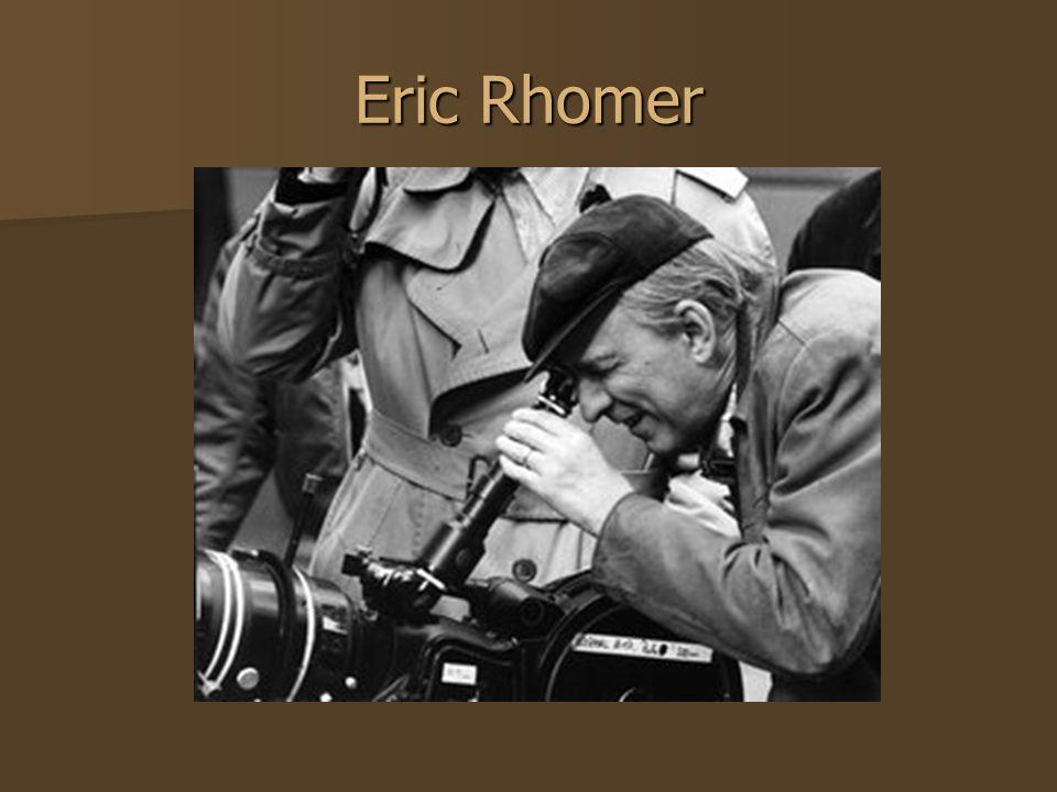 Eric Rhomer