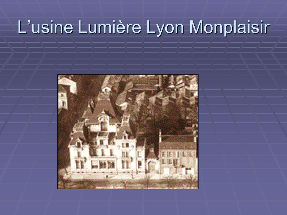 Lusine Lumière Lyon Monplaisir