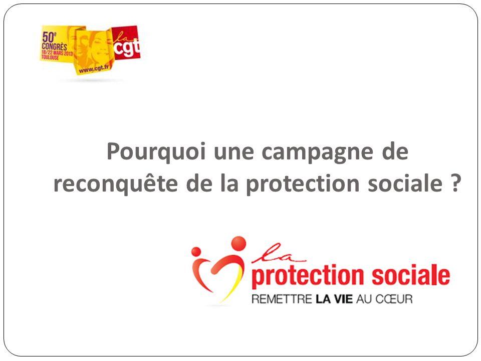 Pourquoi une campagne de reconquête de la protection sociale ?